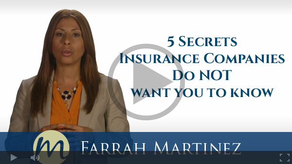 5 Secrets Insurance Companies Do Not Want You to Know